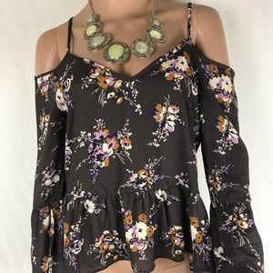 Sienna sky women blouse Sz S
